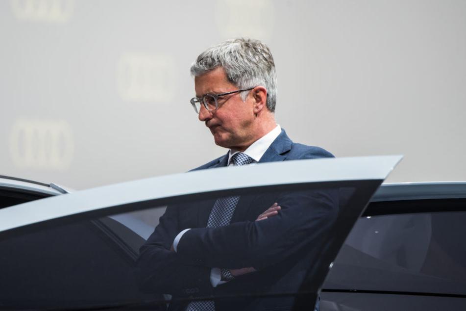 Volkswagen trennt sich von Audi-Chef Stadler