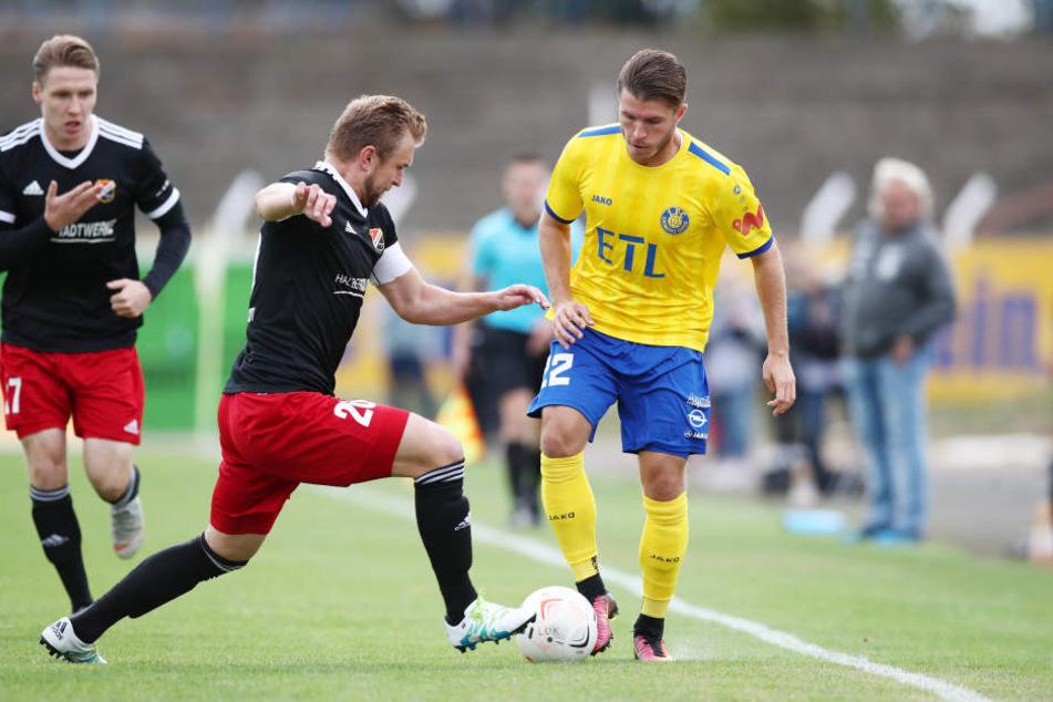 Lok Leipzig musste am Samstag beim 0:1 gegen Halberstadt die fünfte Pleite im neunten Saisonspiel hinnehmen.