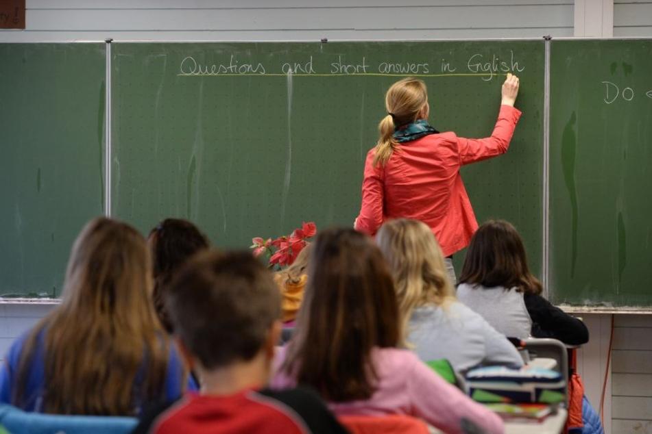 Seiteneinsteiger an sächsichen Schulen sind oft nicht ausreochend ausgebildet.