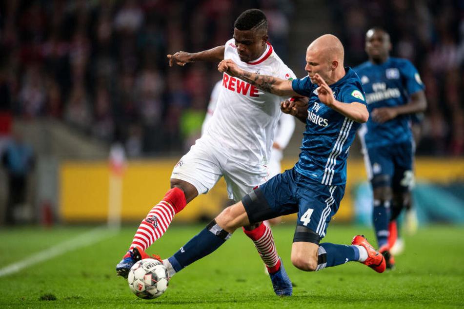 Hamburg und Köln lieferten sich ein intensives Duell.