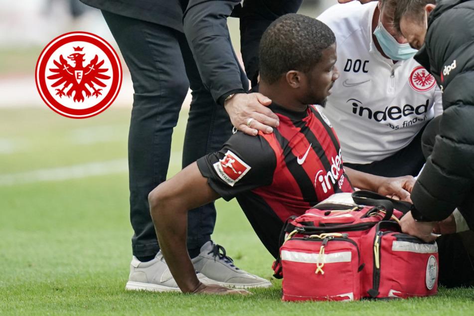 Verletzungs-Schock für die Eintracht: Almamy Touré fehlt wochenlang