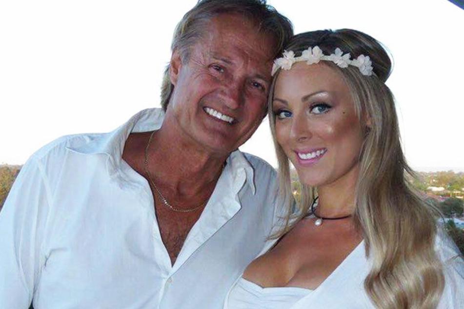 Steve Zielinski (67) und Emily Charman (30) trennen 37 Jahre.