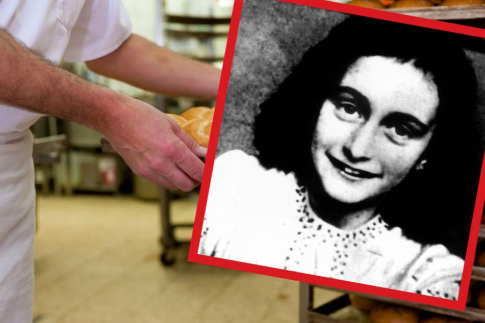 Einfach nur schlimm: Auf dem Pizzakarton wurde Anne Franks Bild hineinmontiert (Symbolbild),