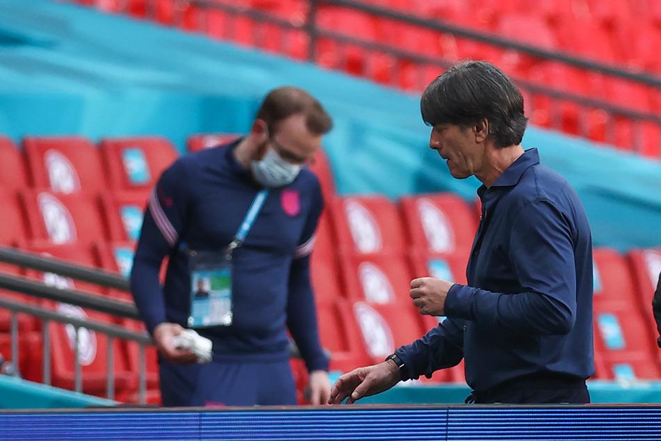 Der Bundestrainer tritt ab.