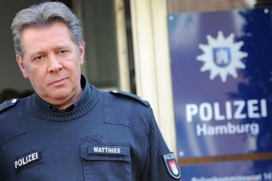 """Bekannt wurde der Schauspieler in seiner Rolle als Dirk Matthies in der ARD-Serie """"Großstadtrevier""""."""