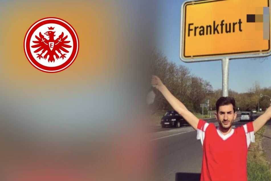 Benfica-Fan reist seinem Team nach Frankfurt hinterher, doch etwas ist gewaltig faul