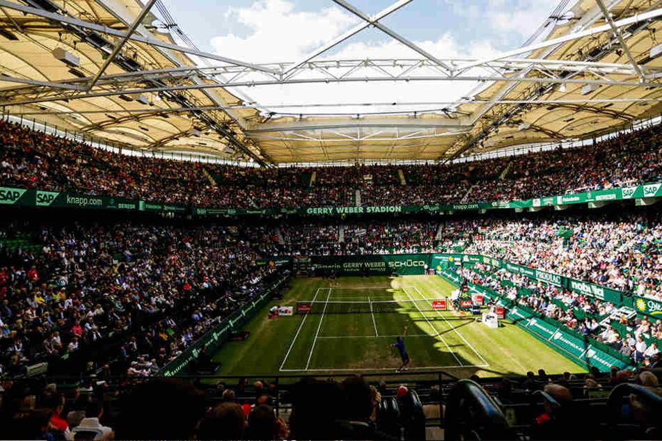 Gerry Weber Open locken Stars nach OWL: Das sind die Tenniscracks