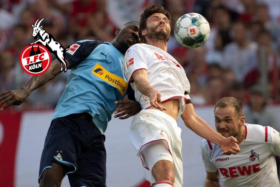 Derby zwischen 1. FC Köln und Mönchengladbach: Spielabsage wegen Sturm?