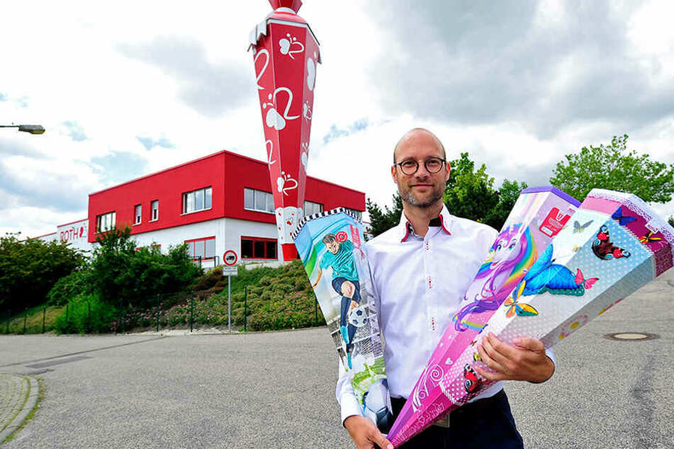 Geht's noch? Zwickau verbietet Kindern Ausflug in die Zuckertüten-Fabrik