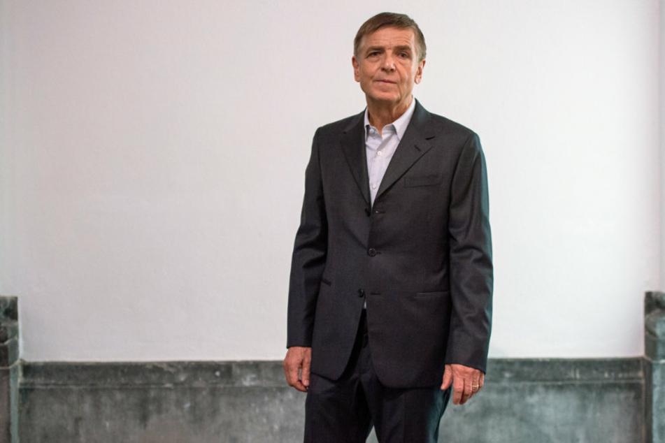 Berlin: Trotz Corona-Auflagen: Erfolgs-Fotokünstler Andreas Gursky ließ sich nicht ausbremsen