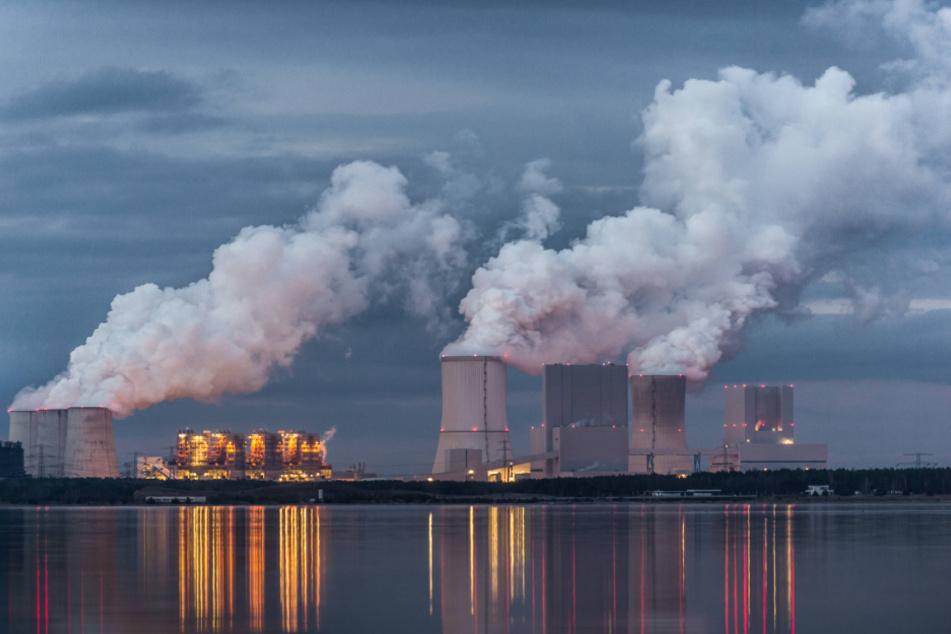 Das Braunkohlekraftwerk Boxberg. Spätestens 2038 soll Schluss sein mit Kohleabbau und Kohleverstromung.