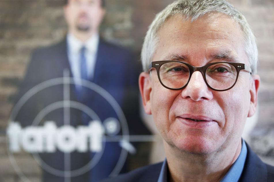 Der ehemalige WDR-Fernsehfilmchef Gebhard Henke.