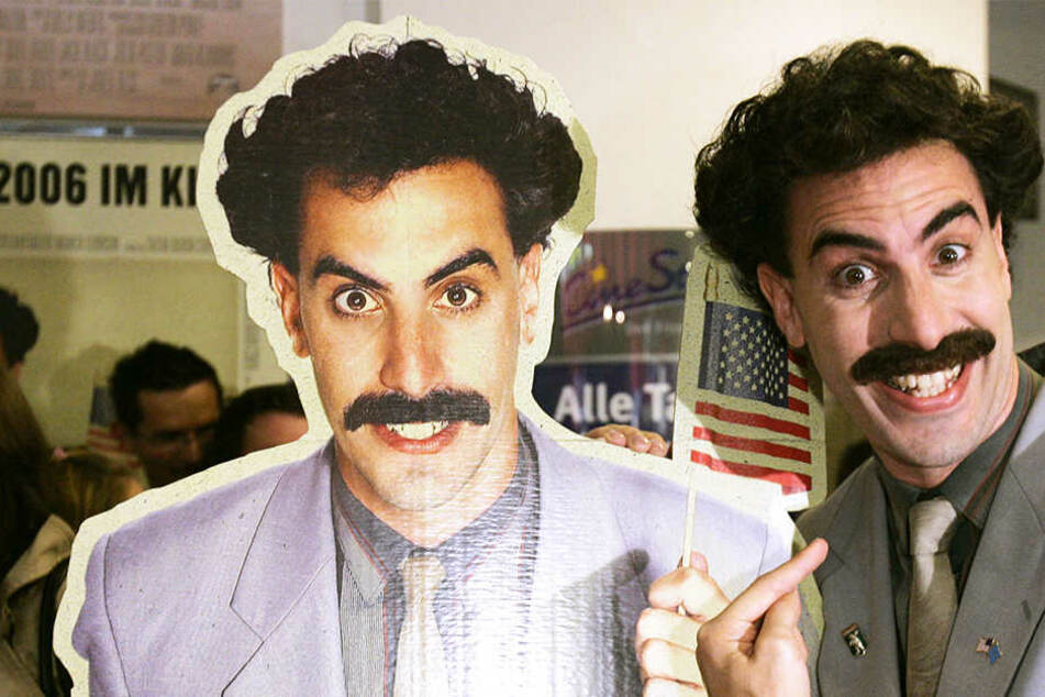 Rassistisch wie eh und je: Borat ist zurück und auf der Seite von Donald Trump!