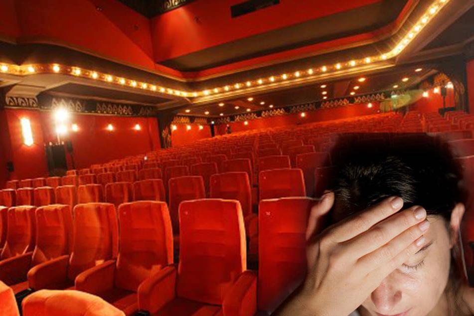 Darum verteilt ein Kino Kotztüten