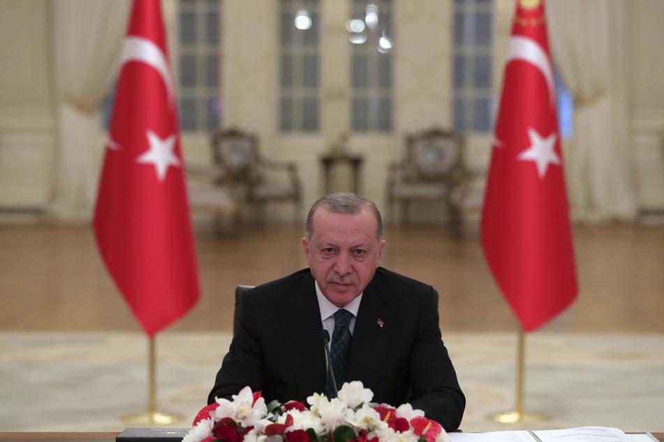 Recep Tayyip Erdogan (67), Staatspräsident der Türkei.