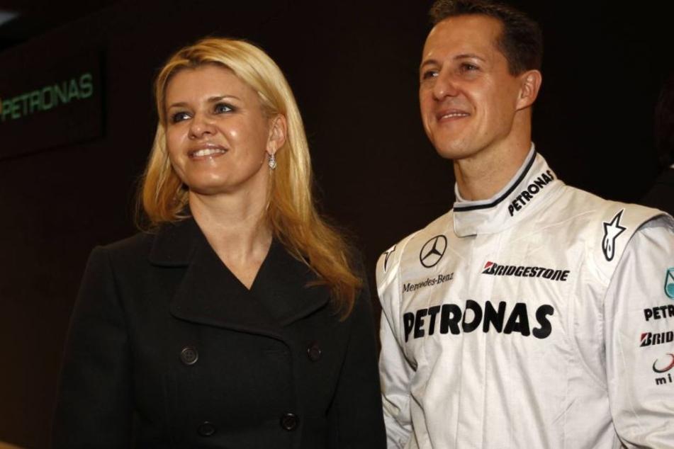 Corinna und Michael Schumacher sind seit 1995 verheiratet.