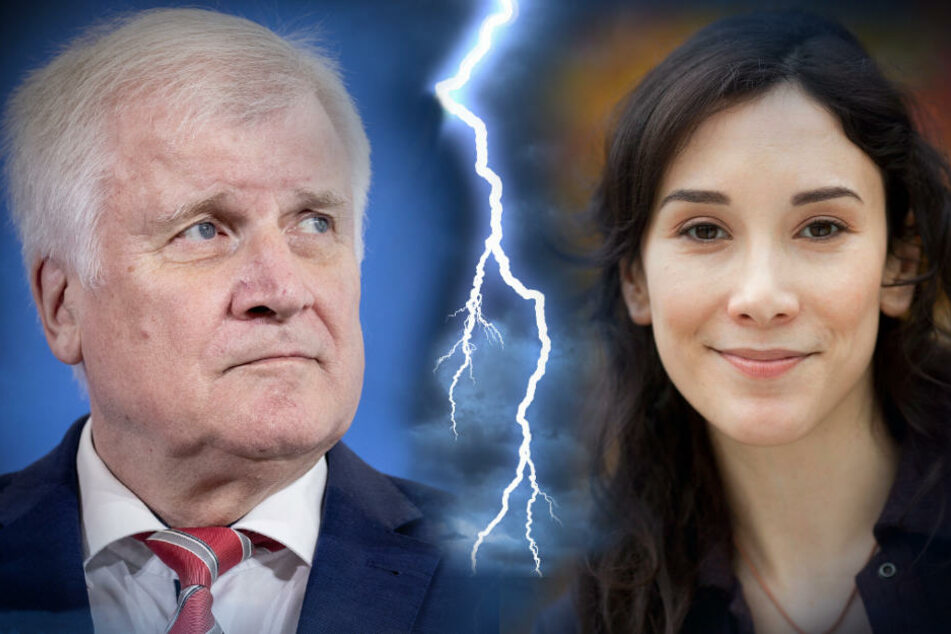 """""""Ausgehetzt"""": Sibel Kekilli schießt scharf gegen Horst Seehofer"""