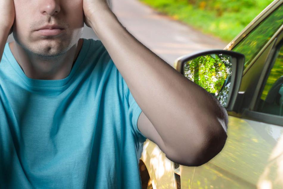 Fahranfänger parkt Wagen: Als er zurückkehrt, erlebt er einen heftigen Schock