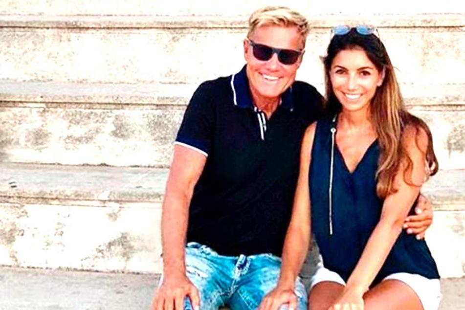 Dieter Bohlen (64) und Carina Walz (34) sind seit zwölf Jahren ein Paar.
