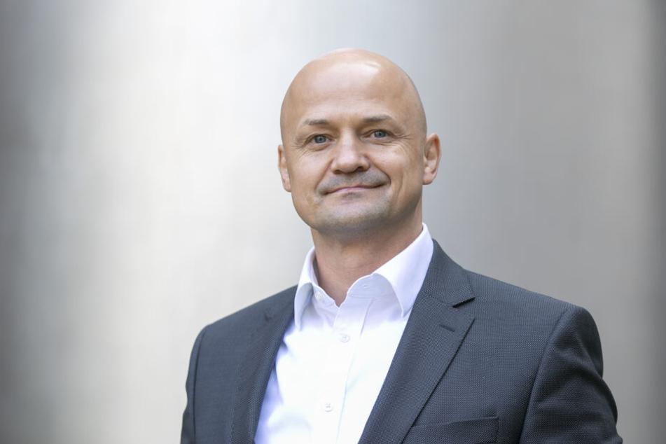 André Wendt (47) will Landtagsvizepräsident werden.