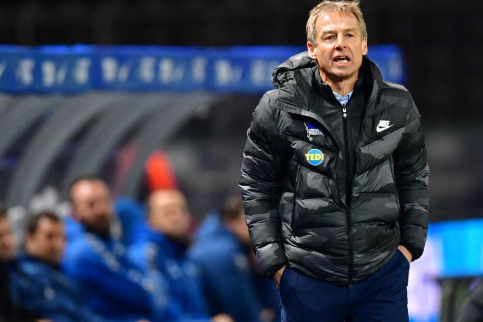 Für Jürgen Klinsmann ist es völlig klar: Hertha braucht ein neues Stadion und zwar bald!