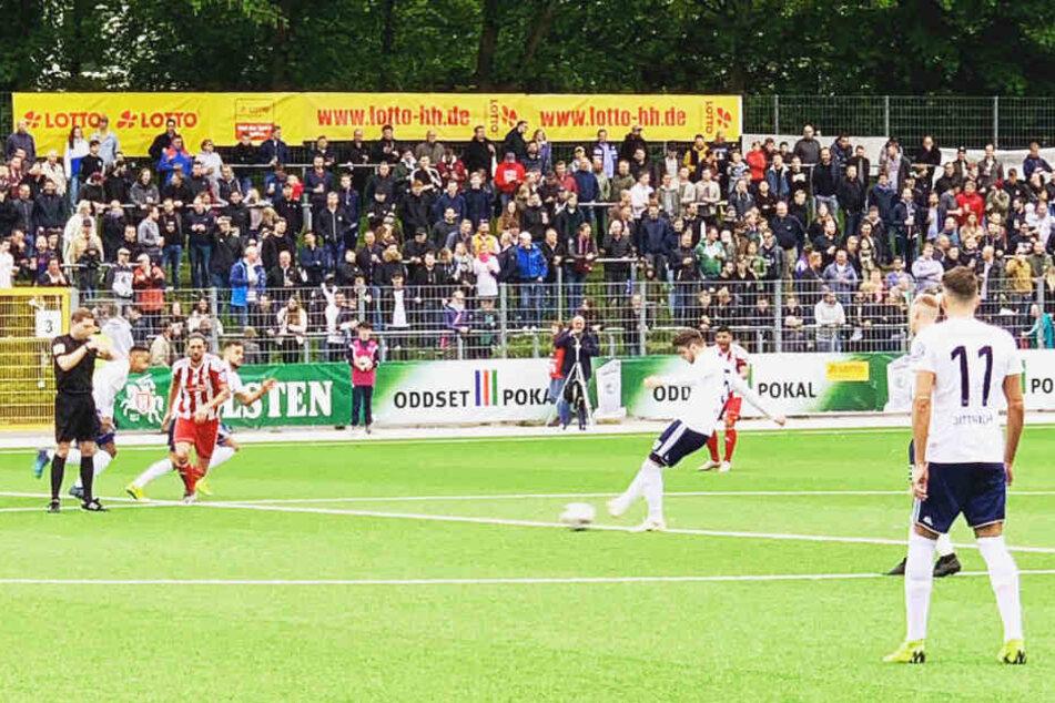 Dassendorf gewinnt schon wieder das Hamburger Pokalfinale