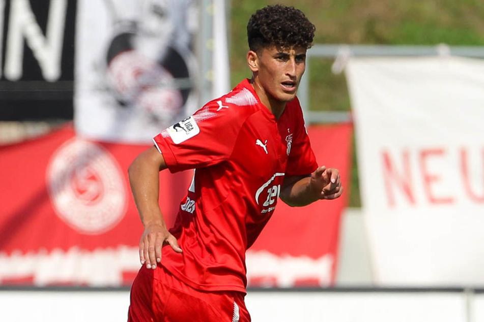 Im Heimspiel gegen die Würzburger Kickers lief Odabas für den FSV von Beginn an auf. Es könnte für lange Zeit sein letztes Spiel im Zwickauer Trikot gewesen sein.