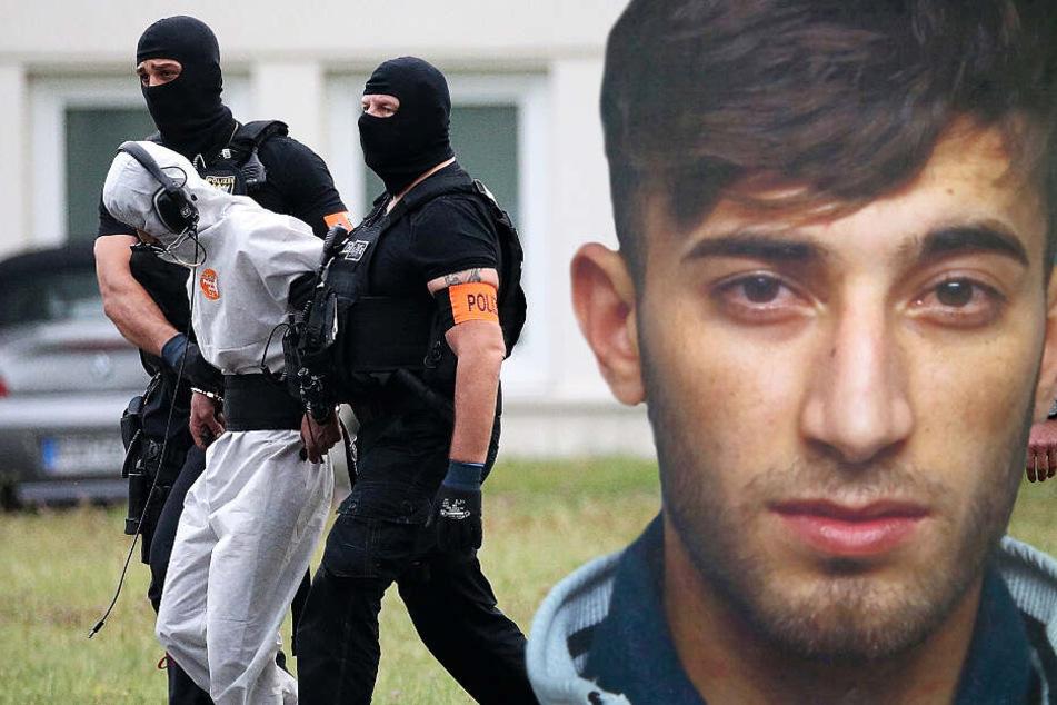Nach seiner Flucht in den Nordirak war Ali Bashar von den Kurden nach Deutschland ausgeliefert worden.
