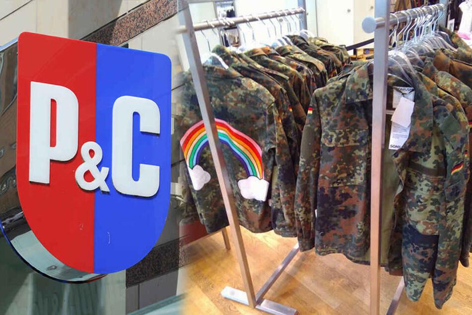 Respektlos? Diese Bundeswehr-Jacke sorgt für heftige Diskussionen