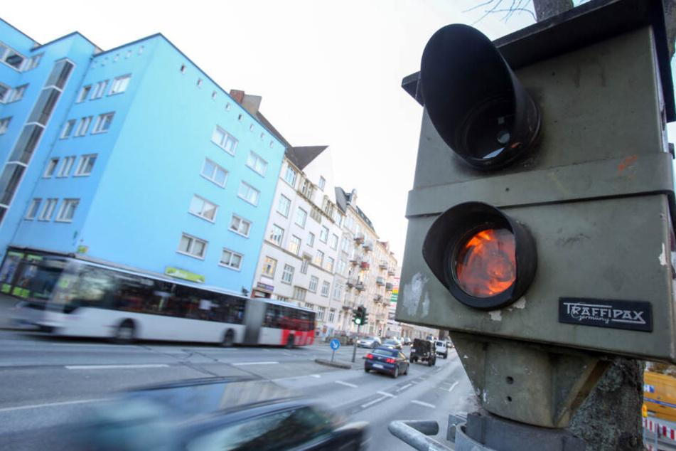 Punkte in Flensburg: Diese Stadt hat die meisten Verkehrssünder!
