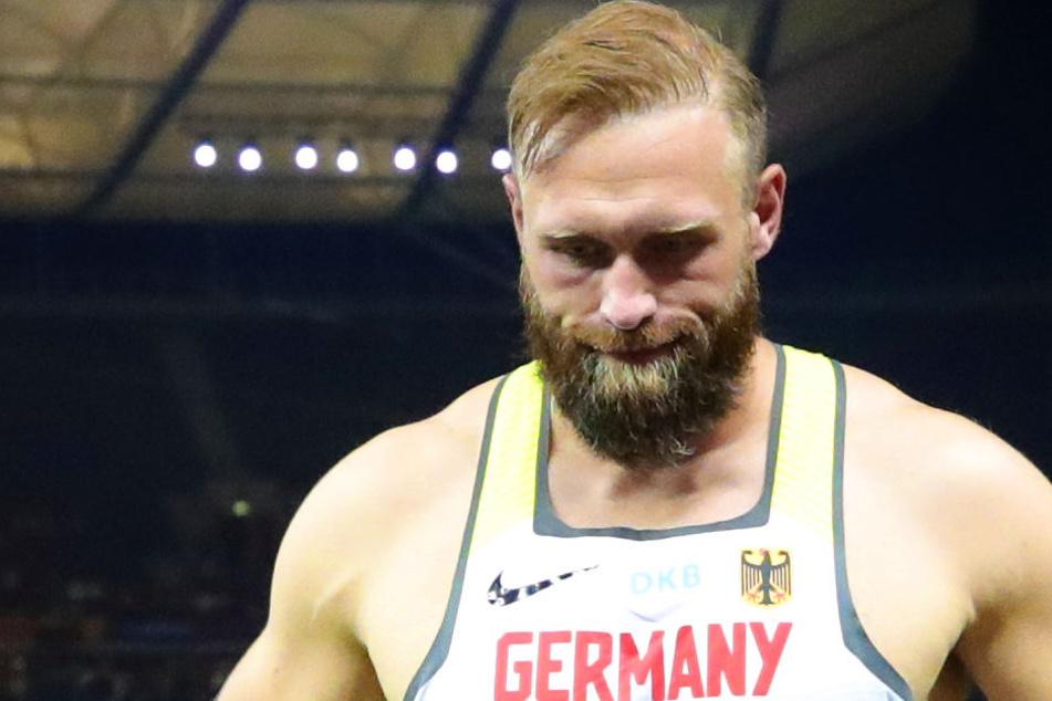 Bei seiner letzten EM wurde Diskus-Olympiasieger Robert Harting Sechster.