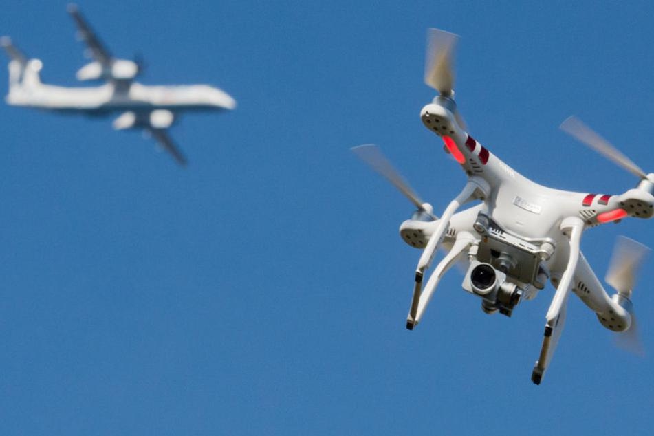 Schreckliches Unglück durch Drohnen nur Frage der Zeit?