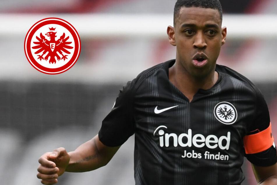 Verletzungspech bei der Eintracht: Fernandes verlässt Trainingslager vorzeitig