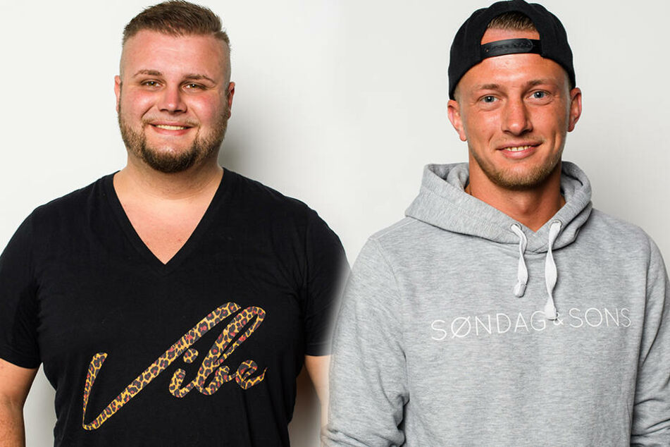 Daniel aus Zwickau und Kevin aus Kamenz gehören auch zu den Kandidaten.