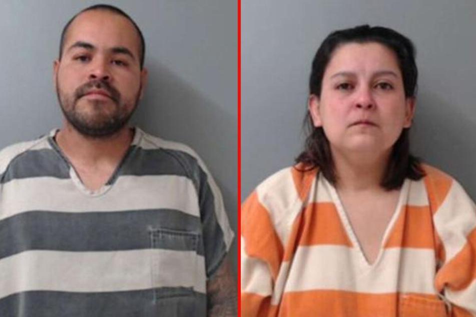 Dieses Elternpaar aus Texas wollte die Leiche seiner Tochter verschwinden lassen.