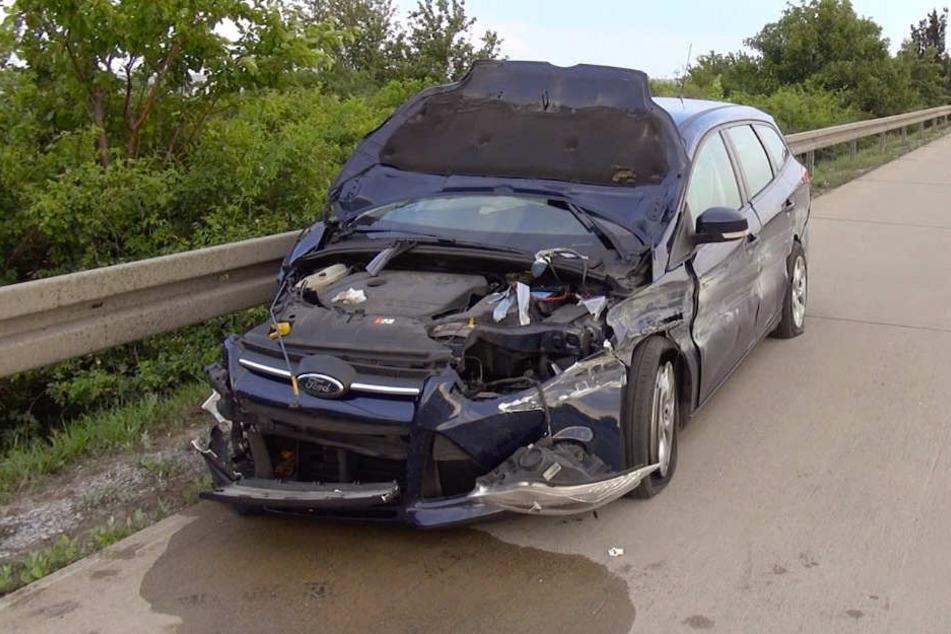 Wie genau es zu dem Unfall kommen konnte, wird nun polizeilich ermittelt.