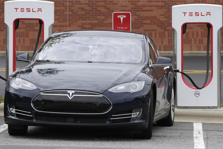 Tesla sucht eine neue Produktionsstätte.