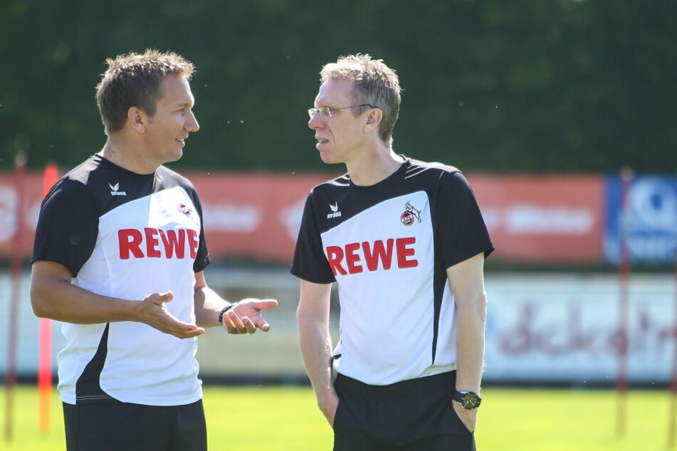 Manfred Schmid war von 2013 bis 2017 als Co-Trainer von Peter Stöger für den Fc aktiv.