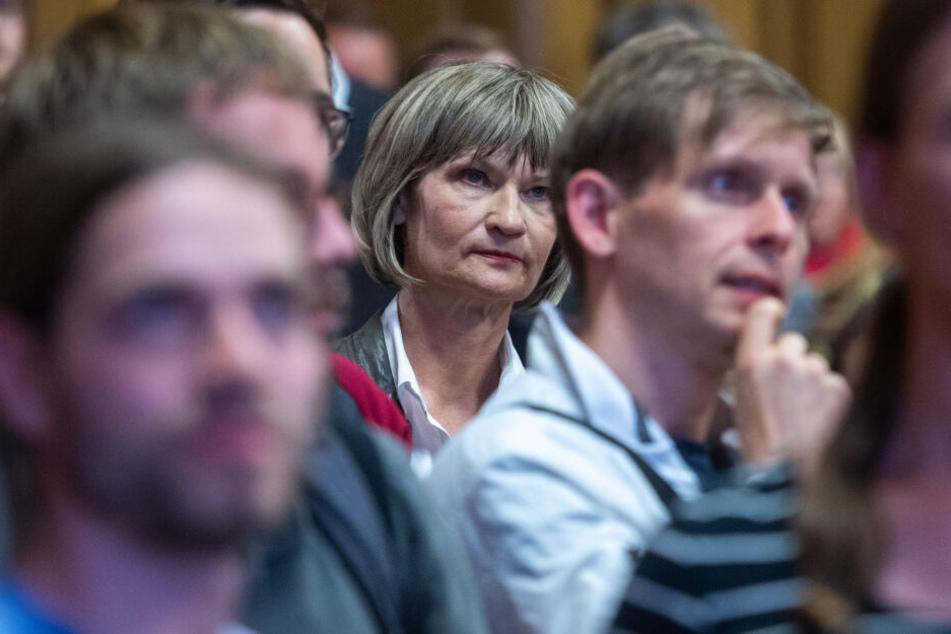 Lange Gesichter im Rathaus: Die SPD von OB Barbara Ludwig kam bei der Wahl nur auf ein vorläufiges Ergebnis von 11,65 Prozent.