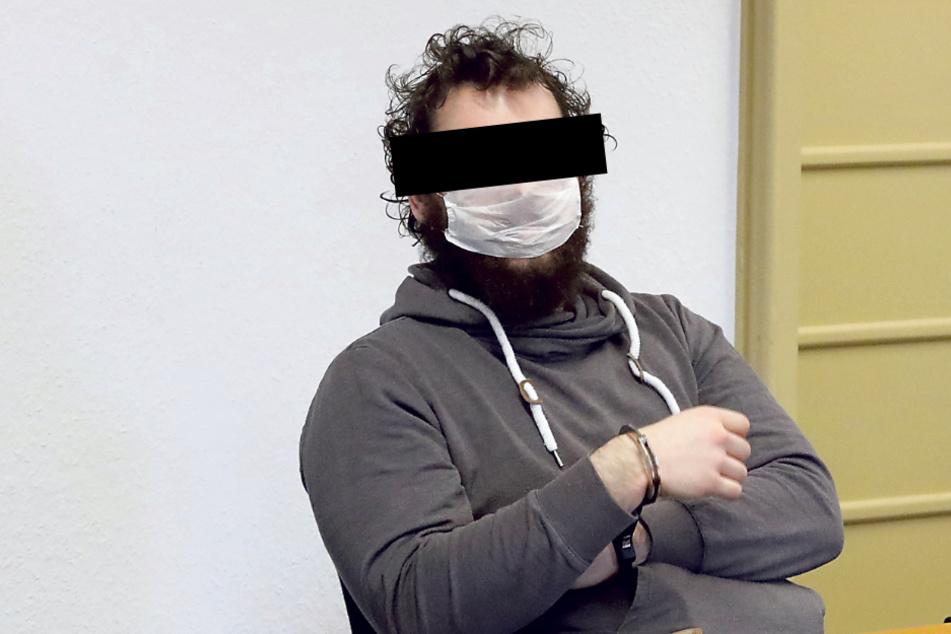 Chemnitzer missbraucht kleine Tochter (3) von Bekannten: Seine Worte vor Gericht schocken