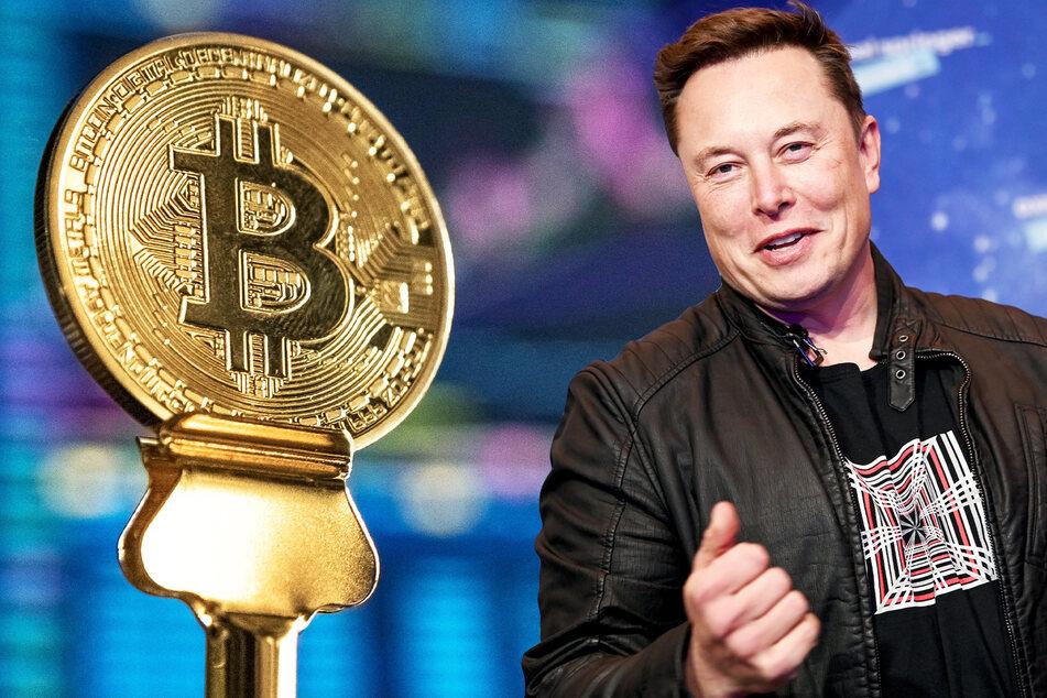 Elon Musk: Darum macht Elon Musk plötzlich mit Bitcoin-Deals Schluss