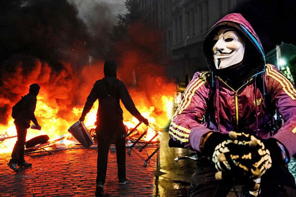 """Anonymous ruft zum """"Marsch der Millionen Masken"""" auf"""