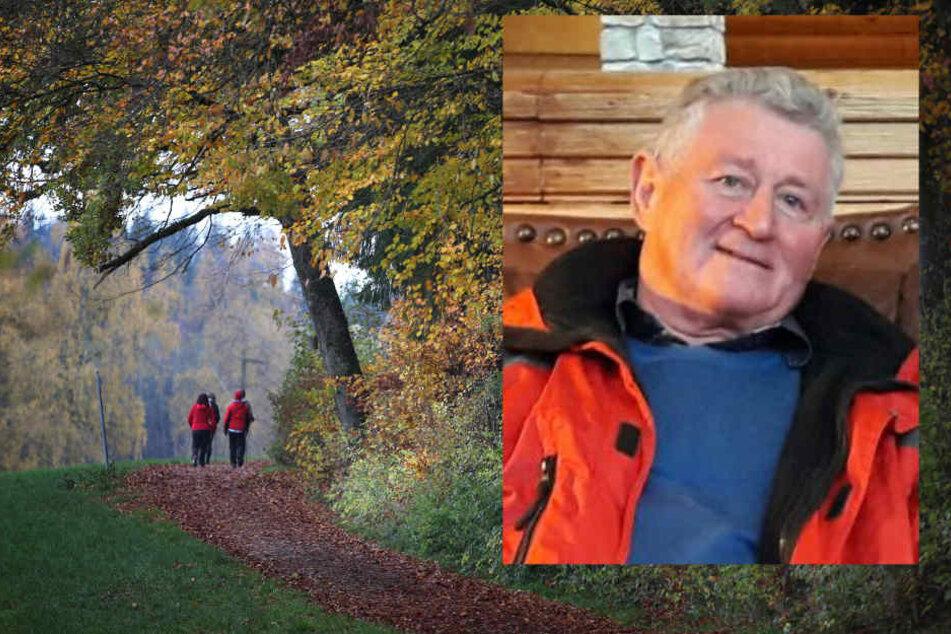 Nach diesem Mann sucht die Polizei: Heinz S., 75 Jahre alt.