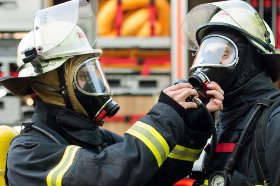 Der Brand wurde noch vor Eintreffen der Feuerwehr gelöscht. (Symbolbild)