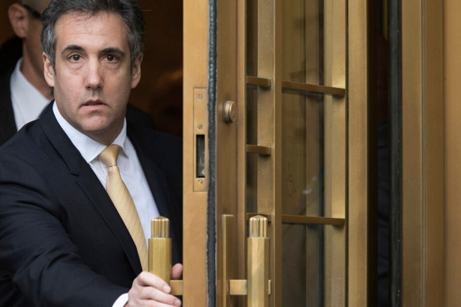 Michael Cohen, Ex-Anwalt des heutigen US-Präsidenten Trump.