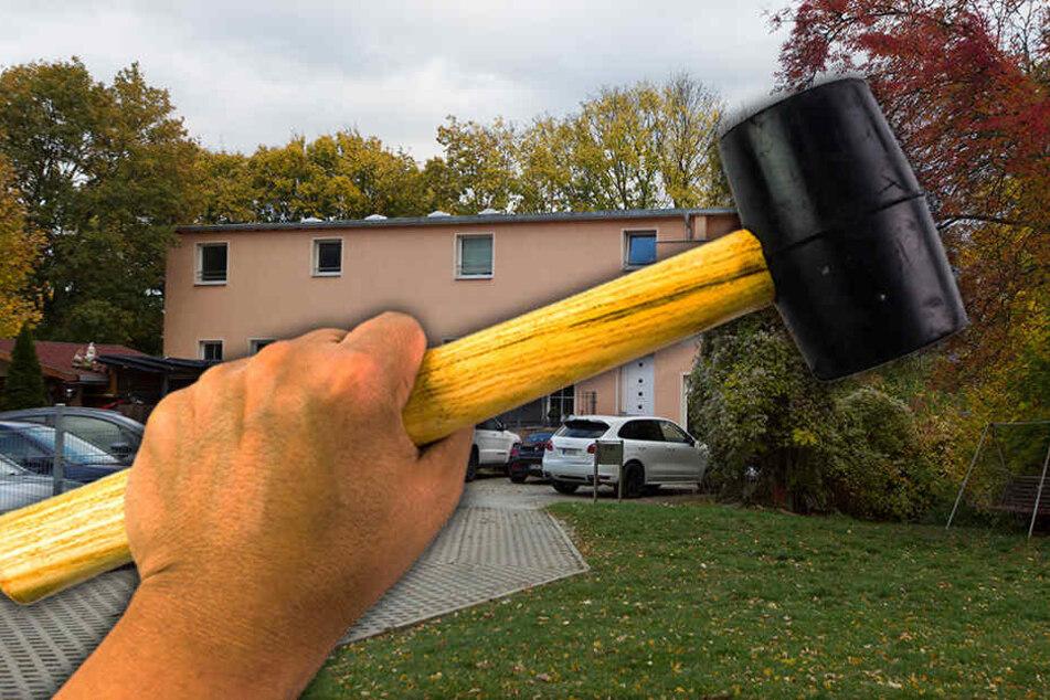 Nach Hammer-Attacke in Plauen: Klinik statt Knast!