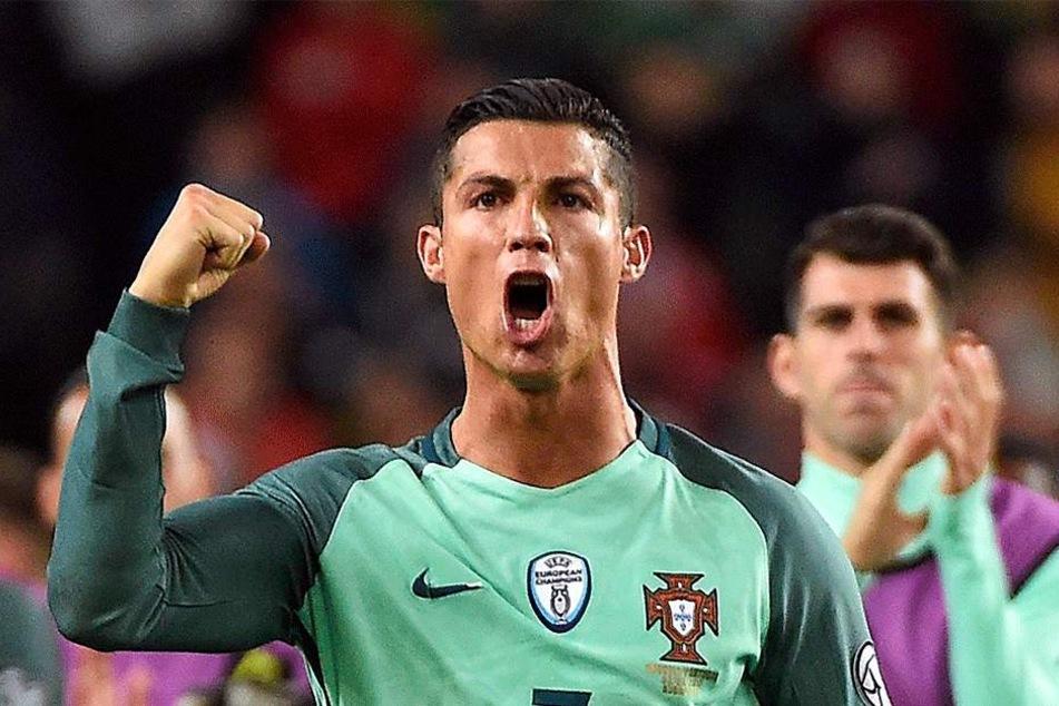 Ronaldo arbeitet mit einem Schlaf-Coach