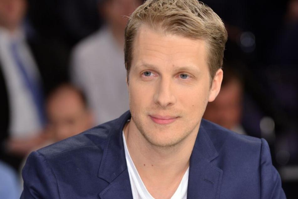 Oliver Pocher, RTL-Moderator und Comedian.