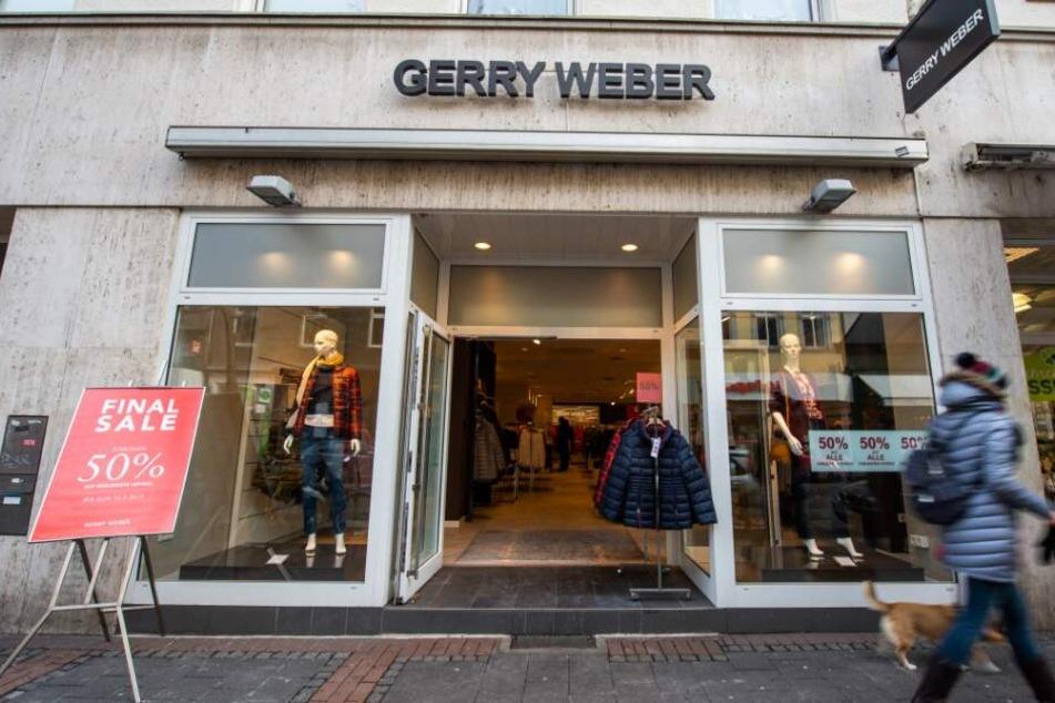 Investor rettet Gerry-Weber-Tochter Hallhuber