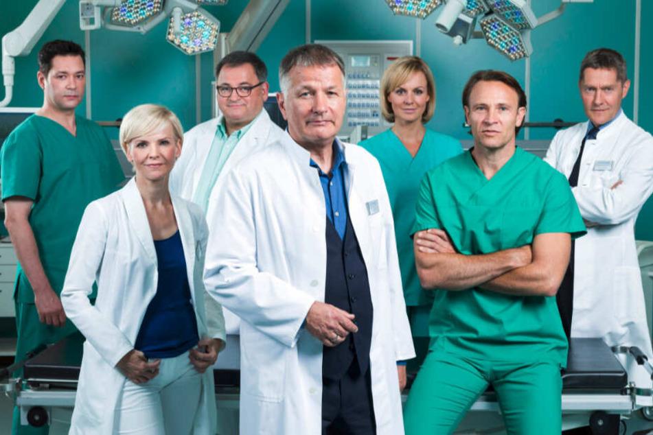 """""""In aller Freundschaft"""": Ab Dienstag laufen brandneue Folgen rund um Dr. Heilmann und Co."""